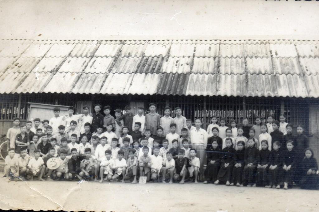 Trường Tiểu học Tân Việt (1955)