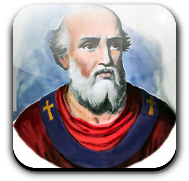 Ngày 18 tháng 5  THÁNH GIOAN THỨ NHẤT Giáo Hoàng tử đạo
