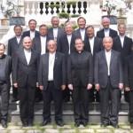 Phái đoàn Bộ Ngoại Giao của Tòa Thánh thăm TGP Sài Gòn