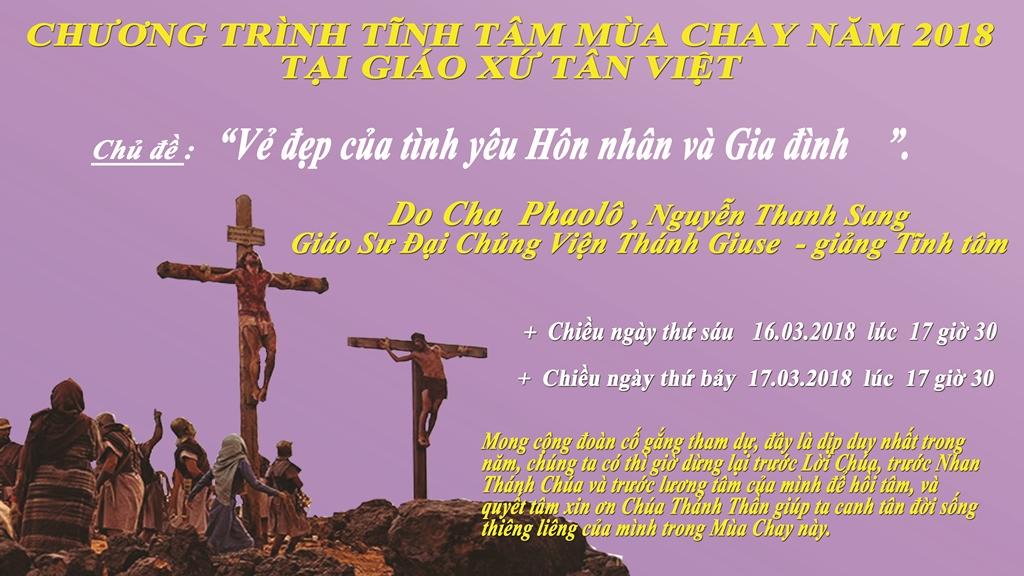 CHUONG TRINH TINH TAM