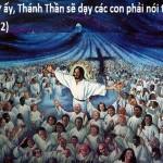 LỜI CHÚA THỨ BẢY TUẦN XXVIII THƯỜNG NIÊN NĂM CHẴN (20/10/2018) – (Lc 12, 8-12) – THÁNG MÂN CÔI KÍNH ĐỨC MẸ