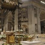 Đức Thánh Cha chủ sự lễ Vọng Phục Sinh và rửa tội