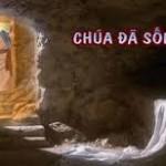 CHÚNG TA SỐNG NIỀM VUI VÀ ĐỨC TIN PHỤC SINH.