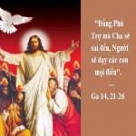 LỜI CHÚA THỨ HAI TUẦN V PHỤC SINH NĂM LẺ (20/5/2019) – (Ga 14, 21-26) – THÁNG HOA KÍNH ĐỨC MẸ