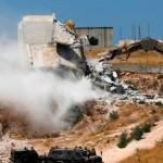 Israel bắt đầu phá hủy hàng chục ngôi nhà của người Palestine
