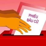 DANH SÁCH ỨNG CỬ VIÊN BẦU VÀO BAN THƯỜNG VỤ/ HĐMVGX NHIỆM KỲ 2020 – 2024