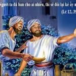 LỜI CHÚA THỨ TƯ TUẦN XXIX THƯỜNG NIÊN NĂM LẺ (23/10/2019) – (Lc 12, 39 – 48) – THÁNG MÂN CÔI KÍNH ĐỨC MẸ
