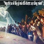 LỜI CHÚA THỨ SÁU TUẦN XVIII THƯỜNG NIÊN NĂM CHẴN 2020 (07/8/2020) – (Mt 16, 24 – 28) THÁNH XYSTÔ II GIÁO HOÀNG VÀ CÁC BẠN TỬ ĐẠO – Lễ nhớ