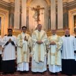 Đức Hồng y Pell cử hành thánh lễ công khai đầu tiên tại Roma
