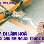 LỜI CHÚA THỨ SÁU TUẦN I MÙA CHAY NĂM B 2021 (26/02/2021) – (Mt 5, 20-26) – MÙA CHAY THÁNH 2021 KIỆN TOÀN LUẬT MÔSÊ