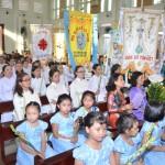 Giáo xứ Tân Việt Khai mạc tháng hoa