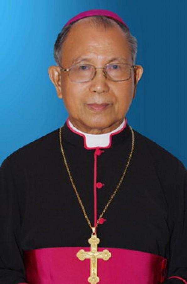 Cáo phó: Đức Cha Phaolô Nguyễn Văn Hòa đã được về cùng Chúa