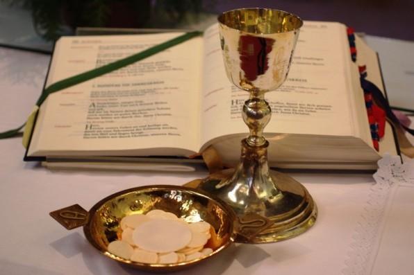 Phụng Vụ Thánh Lễ – Thứ hai tuần V Phục Sinh