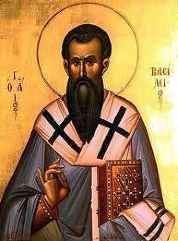 Ngày 02/01 – Thánh Basiliô Cả, Giám mục (329-379)