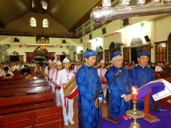 Nghiên cứu phong tục Ngắm của người Công Giáo Việt Nam