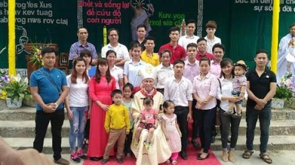 Bản tin Công giáo Việt Nam: ngày 15 – 18/04/2017