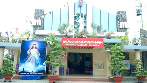 Video : Giáo Xứ Tân Việt Đại Lễ Lòng Thương Xót Chúa 2017