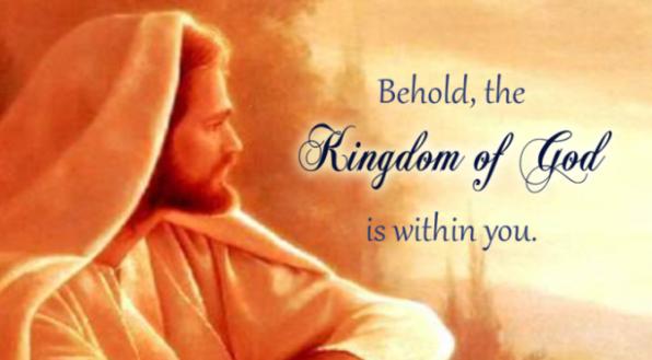 Nước Trời, Vương quốc của Chúa