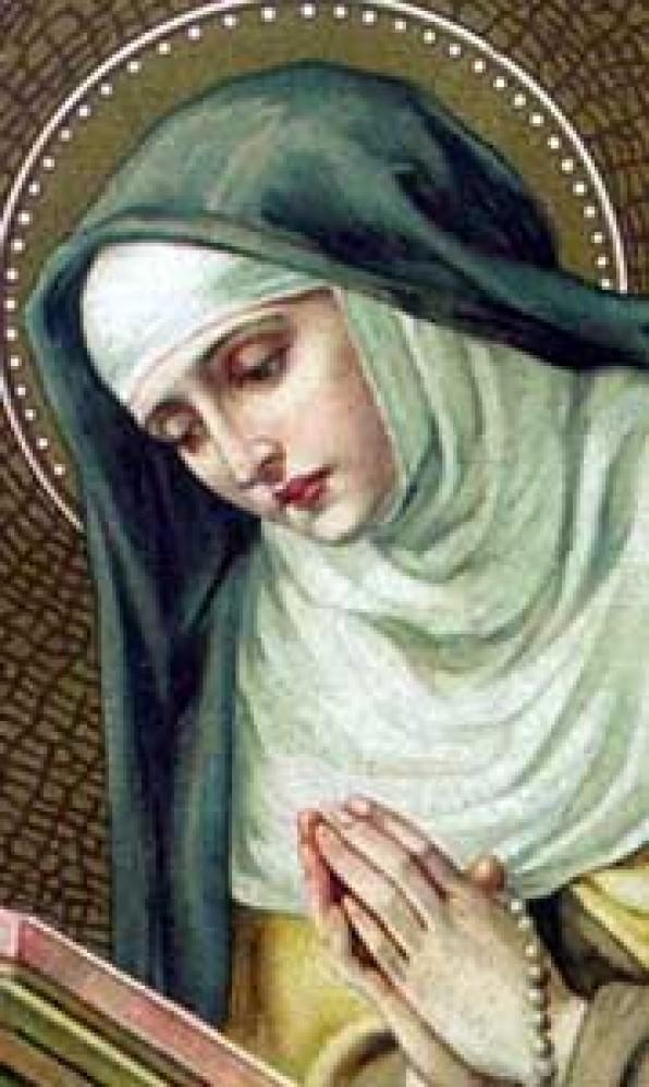 Ngày 24/05 Thánh Maria Mađalêna Pazzi (1566-1607)