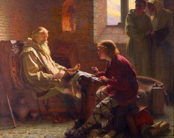 Ngày 25 tháng 5  THÁNH BÊ-ĐA KHẢ KÍNH Linh mục tiến sĩ
