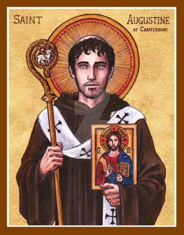 Ngày 27 tháng 5  Thánh Augustinô Canterbury