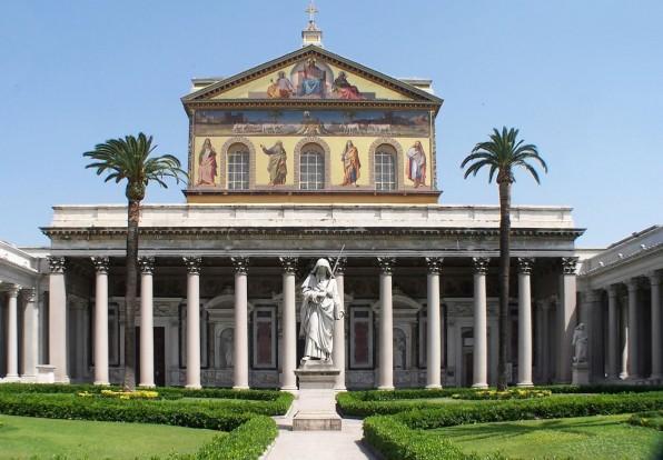 Đền thờ Thánh Phaolô ngoại thành