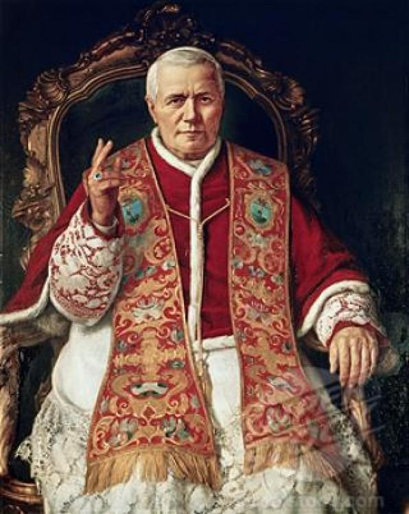 Ngày 21 tháng 8  THÁNH PI-Ô Giáo Hoàng