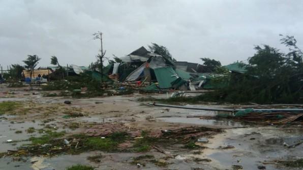 Thư kêu gọi cứu trợ đồng bào vùng bão lụt
