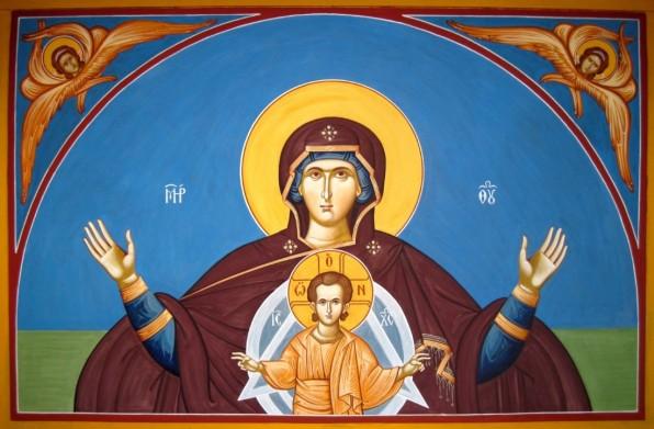 """""""Theotokos"""" (Mẹ Thiên Chúa) đã trở thành một tước hiệu rất mực xứng hạp cho Đức Mẹ ra sao"""