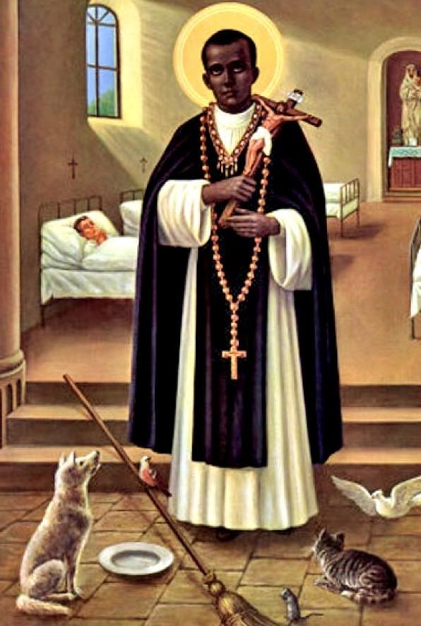 Ngày 3 tháng 11  THÁNH MÁC-TI-NÔ PÔ-RÊ  ( Martin de Porres ) Tu Sĩ