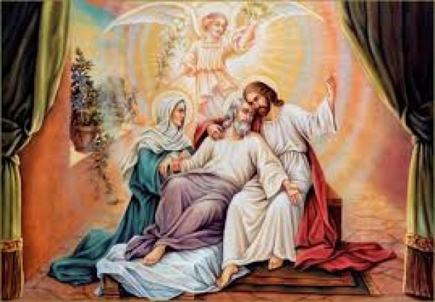 Đức Thánh Giuse chết như thế nào ?
