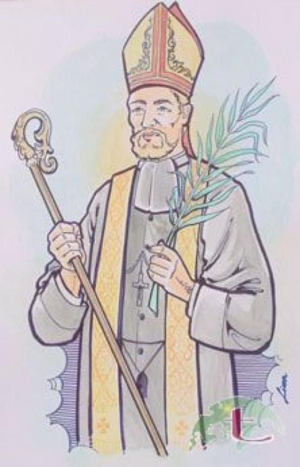 Ngày 14 tháng 11  THÁNH TÊ-PHA-NÔ THỂ  Giám Mục Thừa Sai Tử Đạo