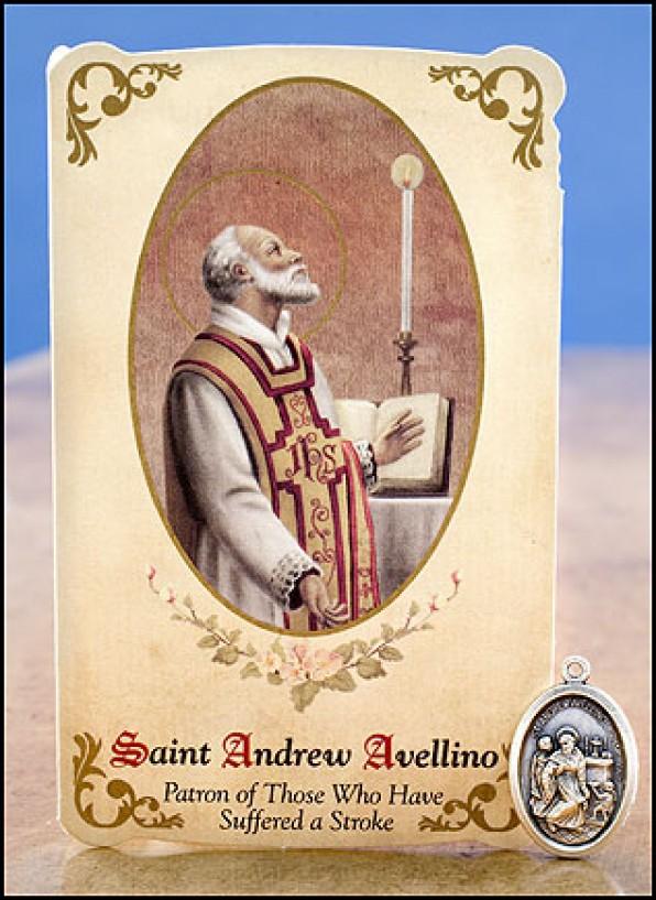 Ngày 14 tháng 11 THÁNH ANRÊ AVELLINÔ (1591-1680)