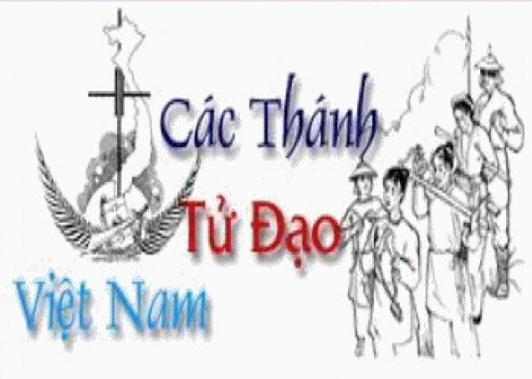 Danh sách 117 Thánh Tử Đạo Việt Nam