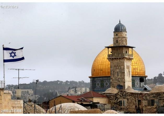 Đức Thánh Cha lo âu vì Mỹ công nhận Jerusalem thủ đô Israel