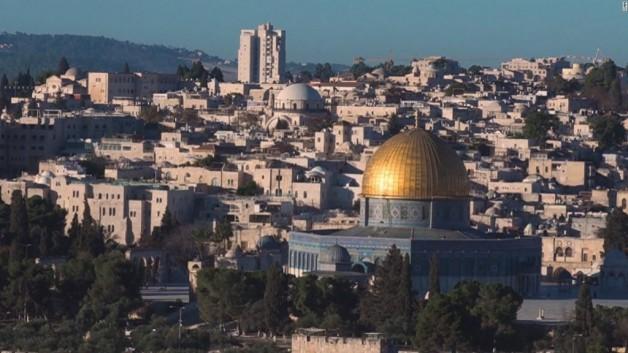 """Giáo hội tại Đất Thánh cảnh báo việc thay đổi pháp lý của Giêrusalem sẽ gây ra """"một sự tổn hại không thể khắc phục được"""""""