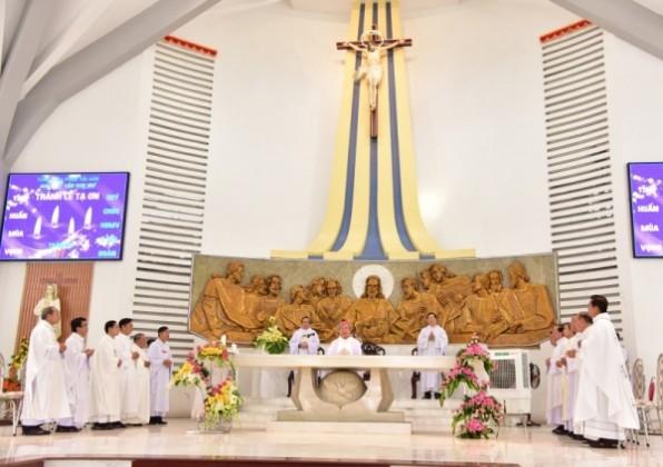 Giáo hạt Tân Sơn Nhì: Tĩnh huấn Mùa Vọng 2017