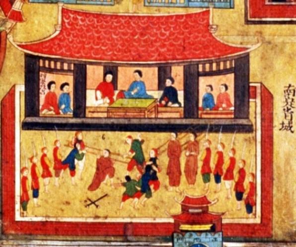 Ngày 19 tháng 12  THÁNH PHAN-XI-CÔ MẬU, ĐA-MINH ÚY, AU-GU-TI-NÔ MỚI,  TÔ-MA ĐỆ VÀ TÊ-PHA-NÔ VINH Thầy Giảng và Giáo Dân Tử Đạo