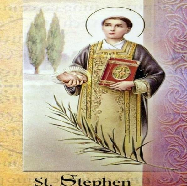 THÁNH STÊPHANÔ TỬ ĐẠO TIÊN KHỞI