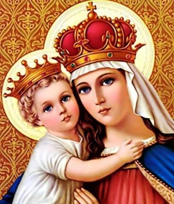 Ngày 1 tháng 1  THÁNH MARIA, ĐỨC MẸ CHÚA TRỜI