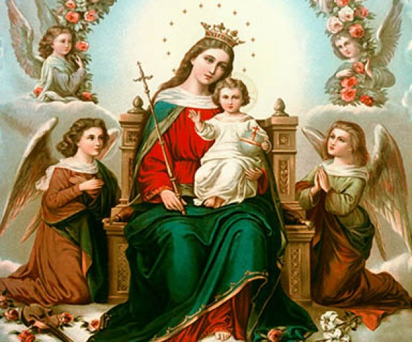 ĐỨC MARIA MẸ THIÊN CHÚA