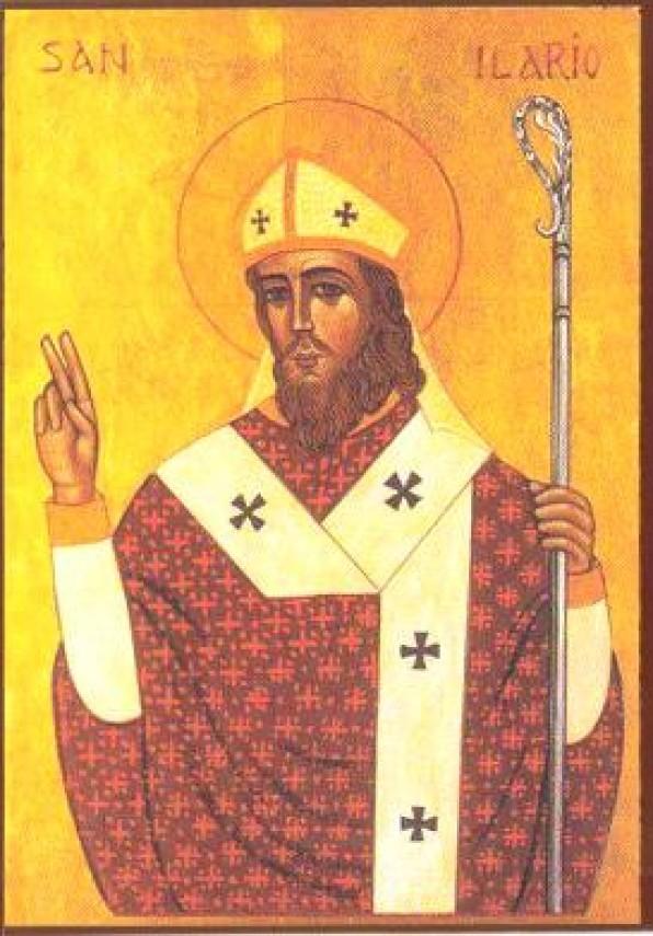 Ngày 13 tháng 1  THÁNH HILARIÔ  Giám mục tiến sĩ
