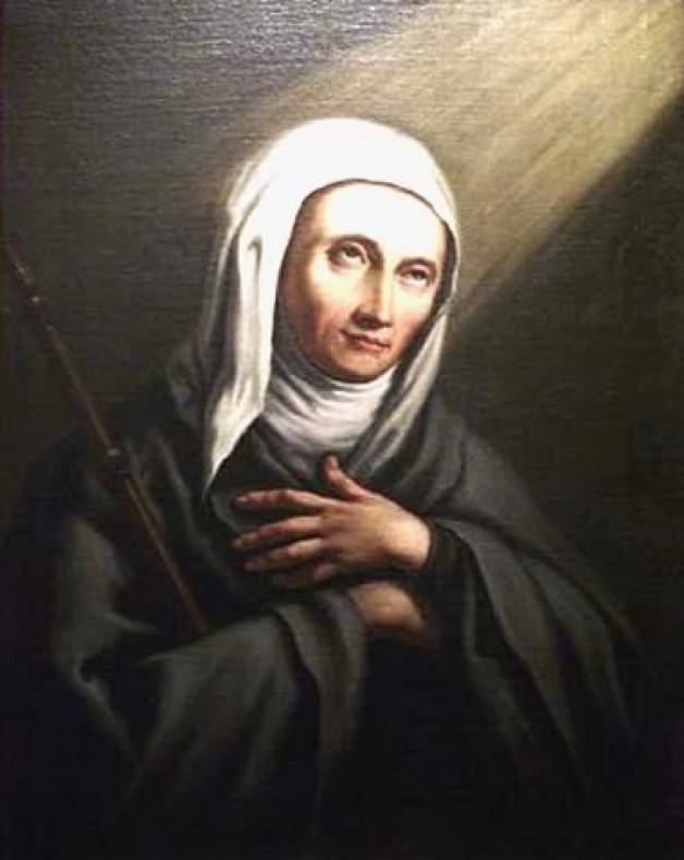 Ngày 27 tháng 1  THÁNH AN-GIÊ-LA MÊ-RI-SI  Trinh nữ