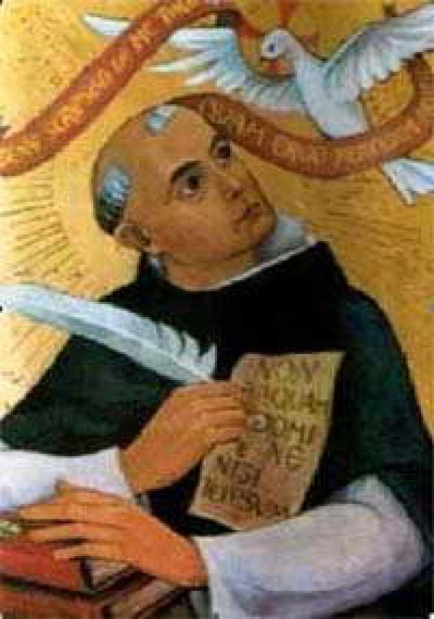 Ngày 28 tháng 1  THÁNH TÔ MA A QUI NÔ  Linh mục tiến sĩ