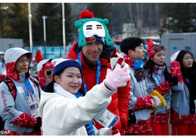 Đức Thánh Cha chào mừng thế vận Olimpic mùa đông