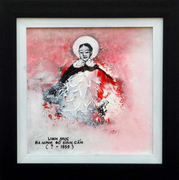 Ngày 9 tháng 3 * Thánh Đa Minh Cẩm  Linh mục tử đạo