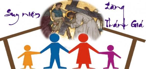 Suy niệm 14 chặng đàng Thánh Giá – Cầu nguyện cho các gia đình trẻ