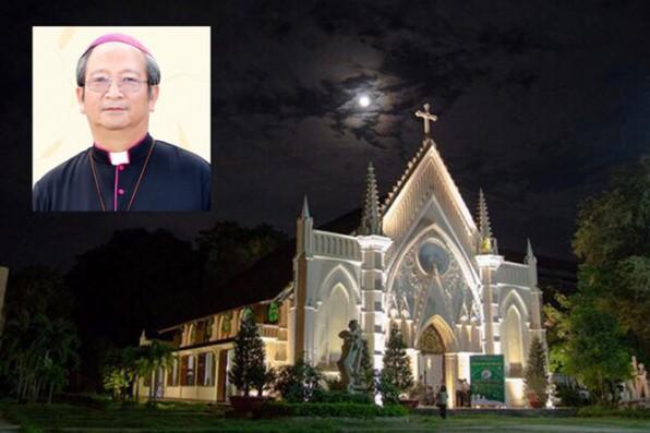 Thánh Lễ cầu nguyện cho Đức Cố TGM Phaolo tại TTMV TGP Sài Gòn 16/3/2018. .