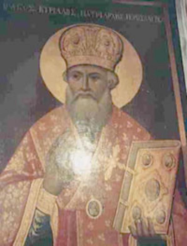 Ngày 18 tháng 3 THÁNH SY-RI-LÔ thành GIE-RU-SA-LEM Giám mục Tiến sĩ