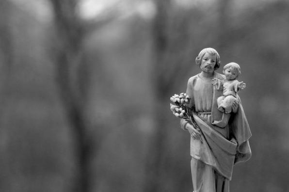 Tình Cha Con Giữa Thánh Giuse Và Chúa Giêsu